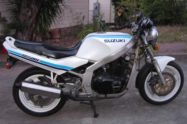 1989 Suzuki GS500 For Sale | joel | Flickr