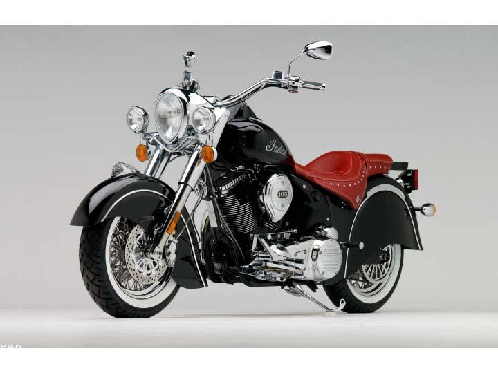 Indian Chief Deluxe 2010