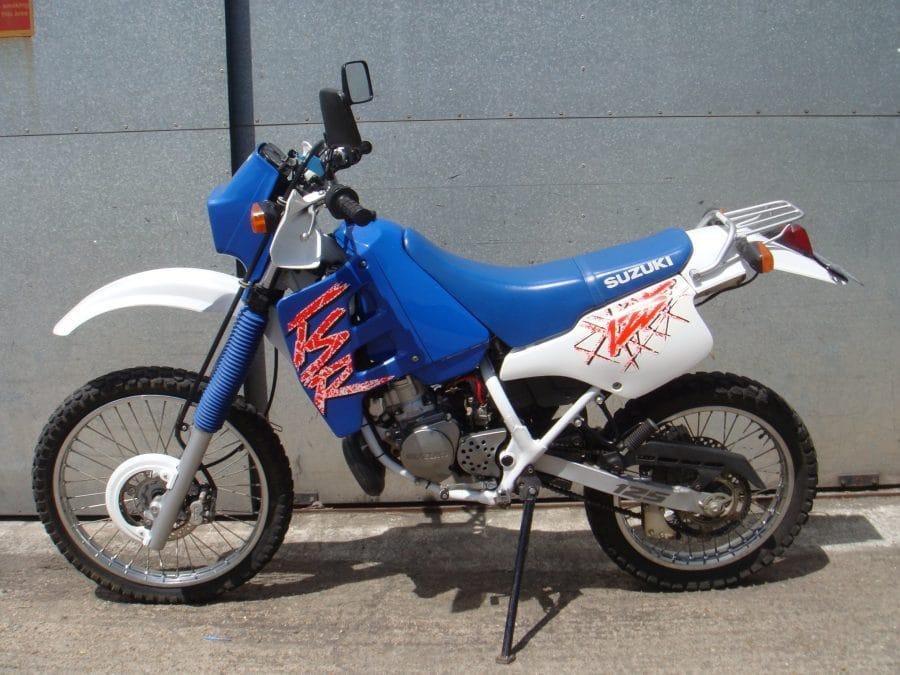 Suzuki TS125R  1993