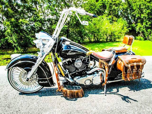 Indian Chief 2001