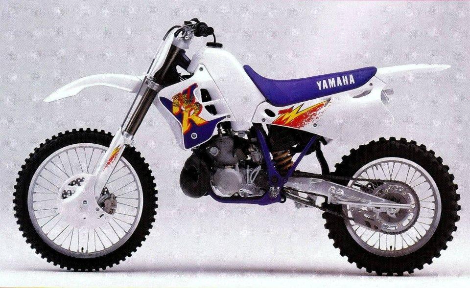 Yamaha WR250Z  1994