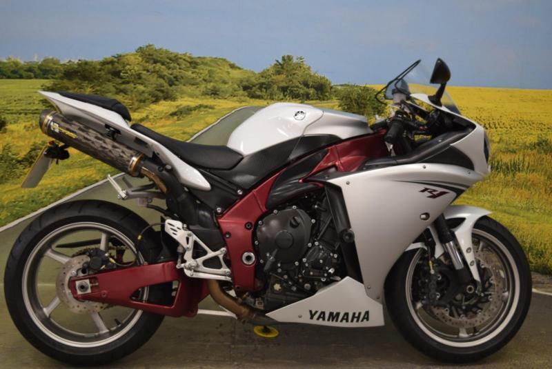 Yamaha YZF600 R6 2009
