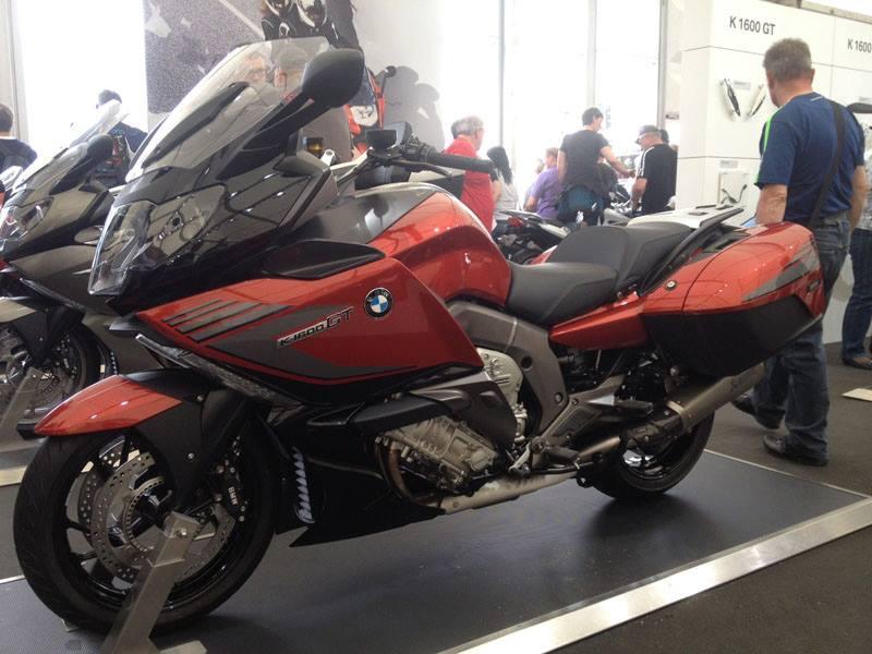 BMW K1600GT  2013