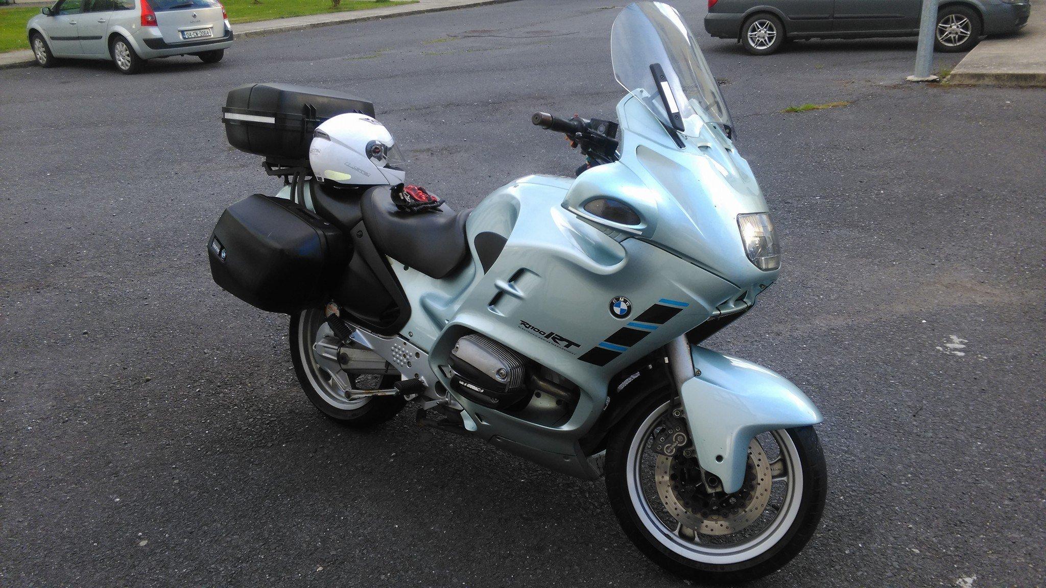 BMW R1100RT  1997