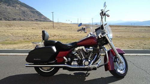 Harley-Davidson FLHR Road King 2005