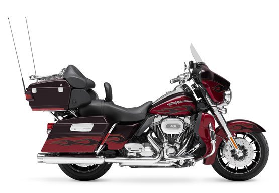 Harley-Davidson FLHTCU Electra Glide Ultra Classic CVO 2011