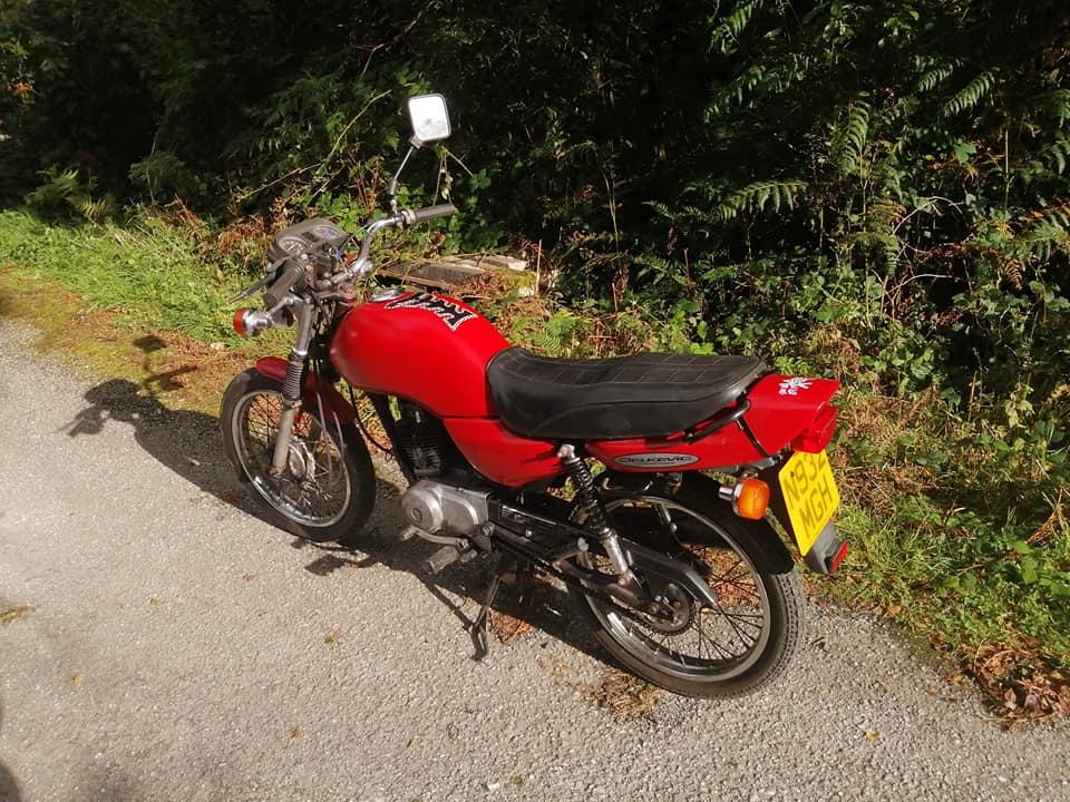 Honda CG125 1996