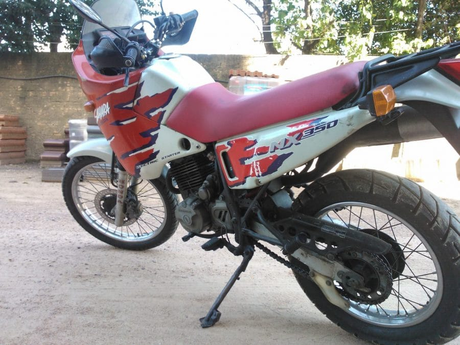 Honda NX350 Sahara 1994