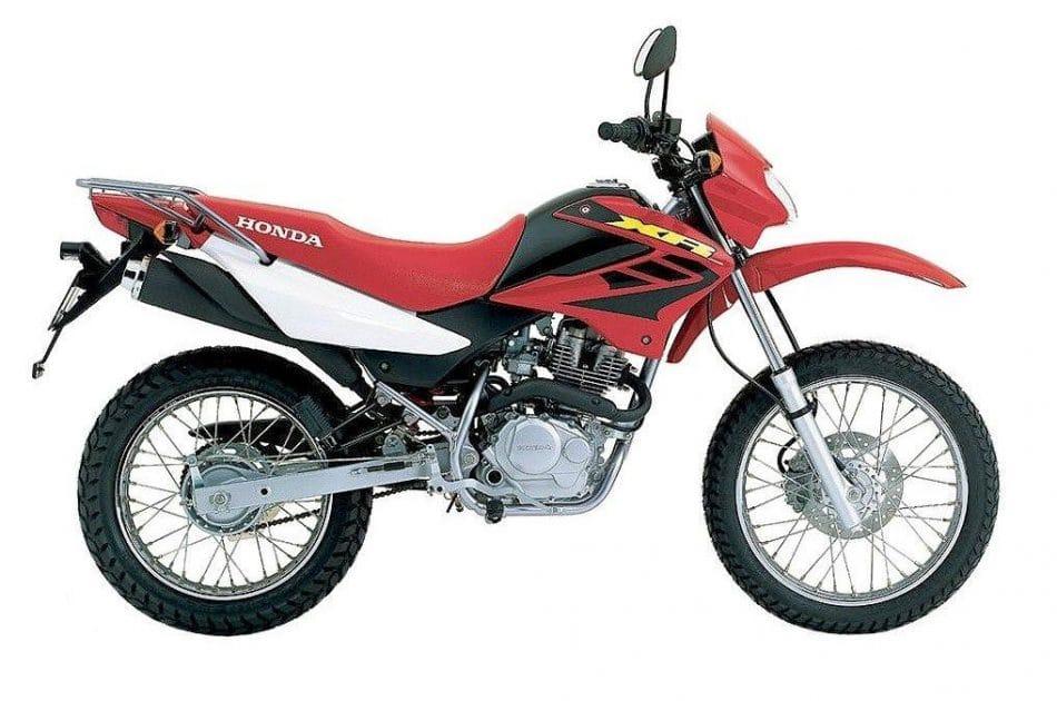 Honda XR125L 2003