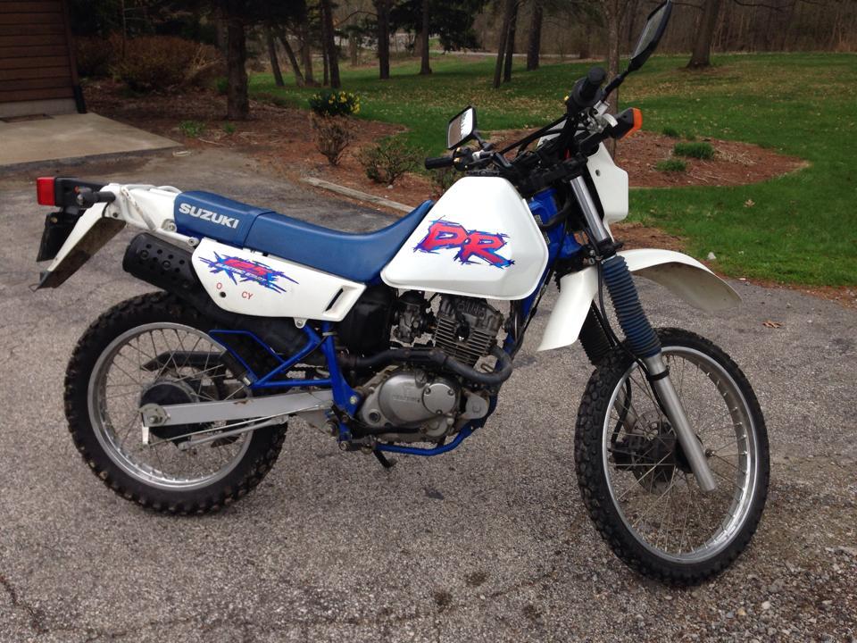 Suzuki DR125S  1995
