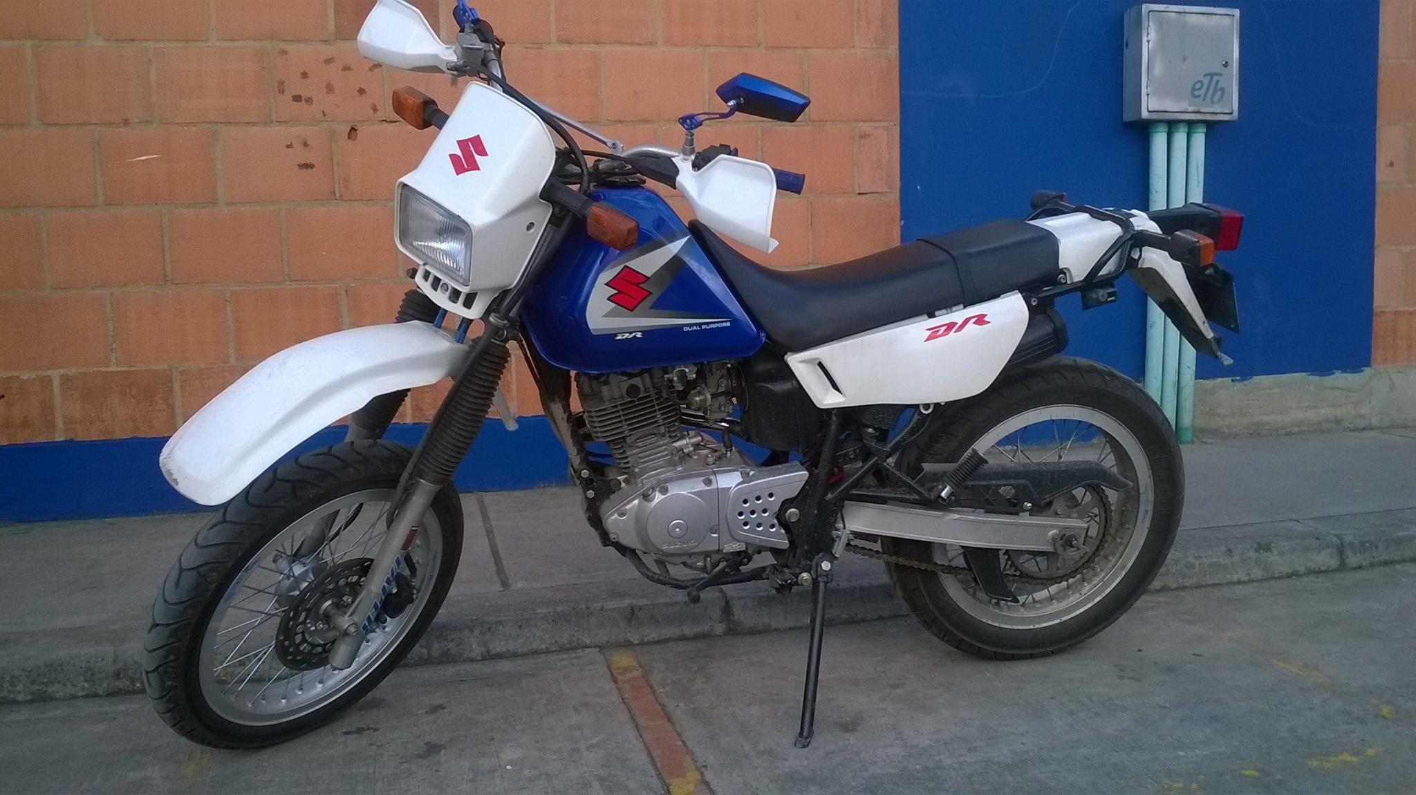 Suzuki DR200SE  2008