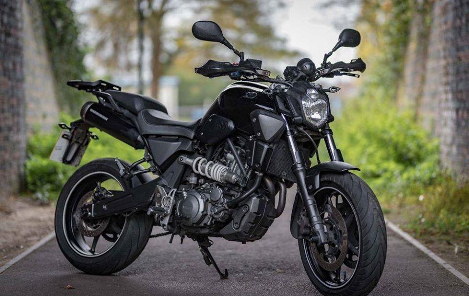 Yamaha MT-03 660 2009