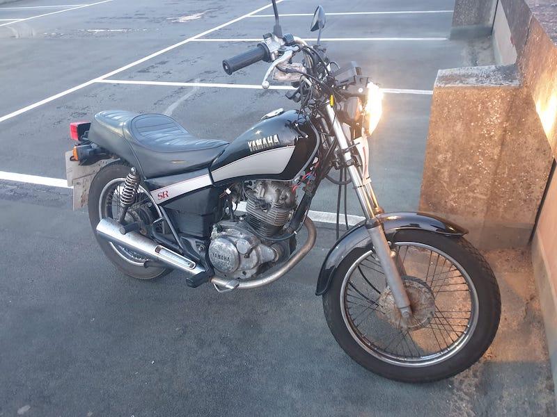 Yamaha SR125  1991