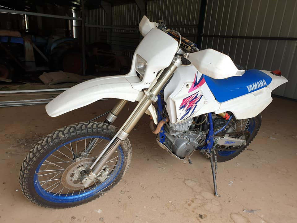 Yamaha TT600S 1996