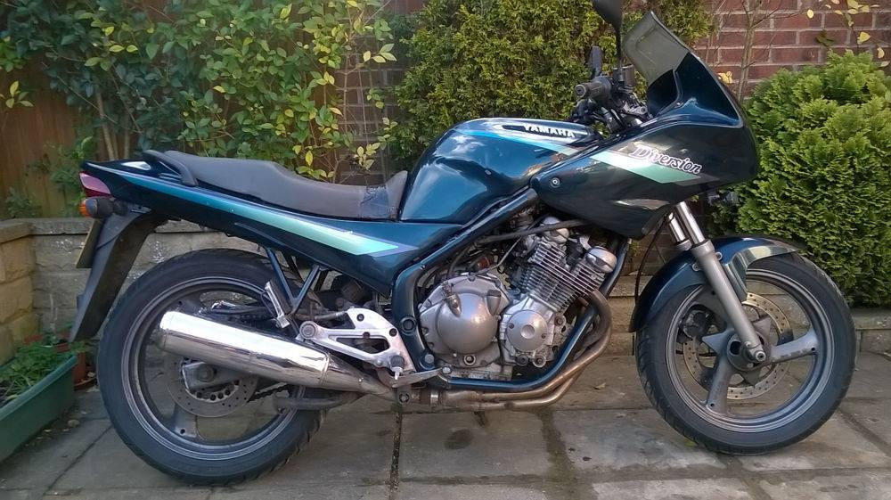 Yamaha XJ600 Diversion 1995