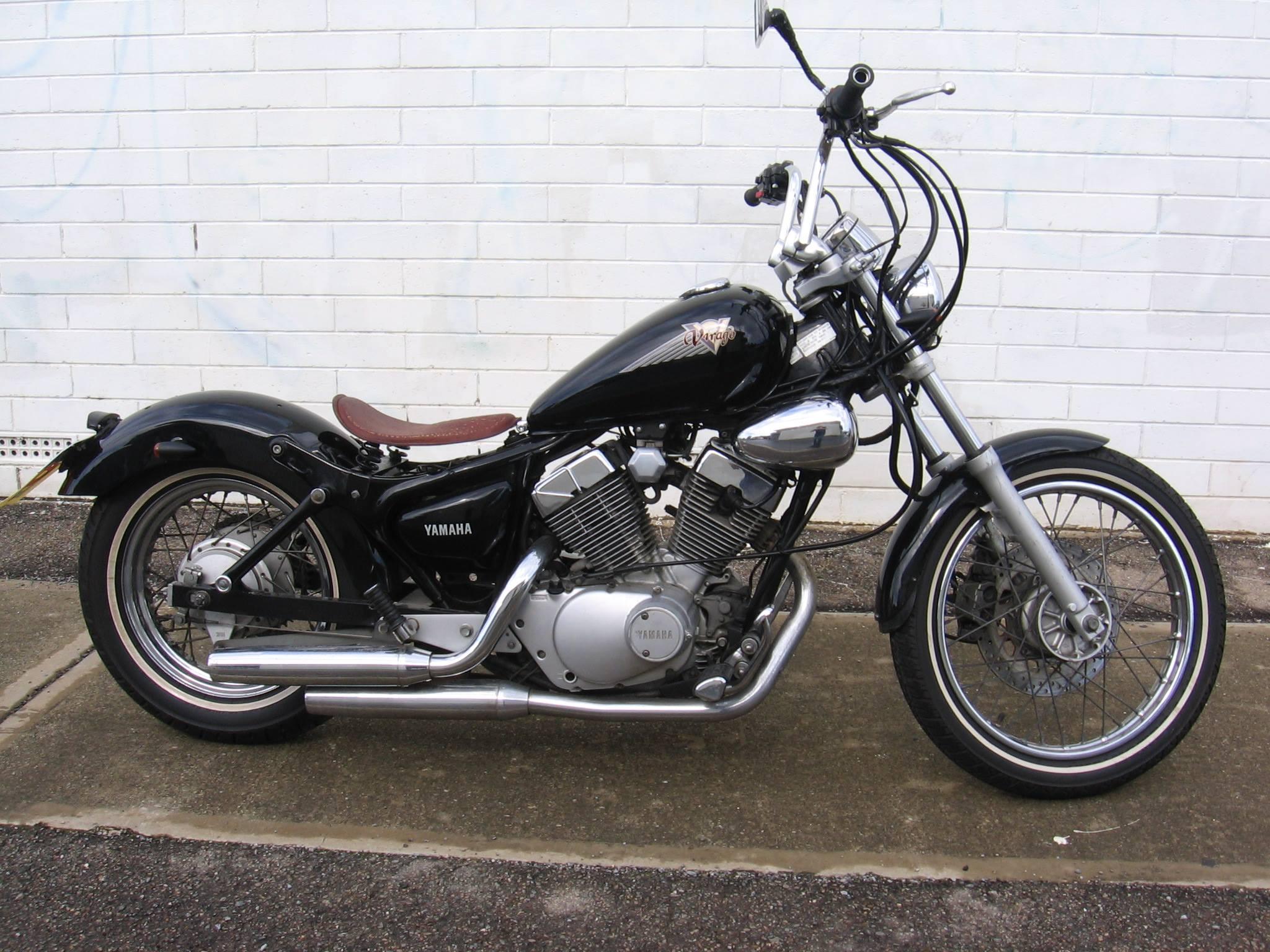 Yamaha XV250S Virago 2004