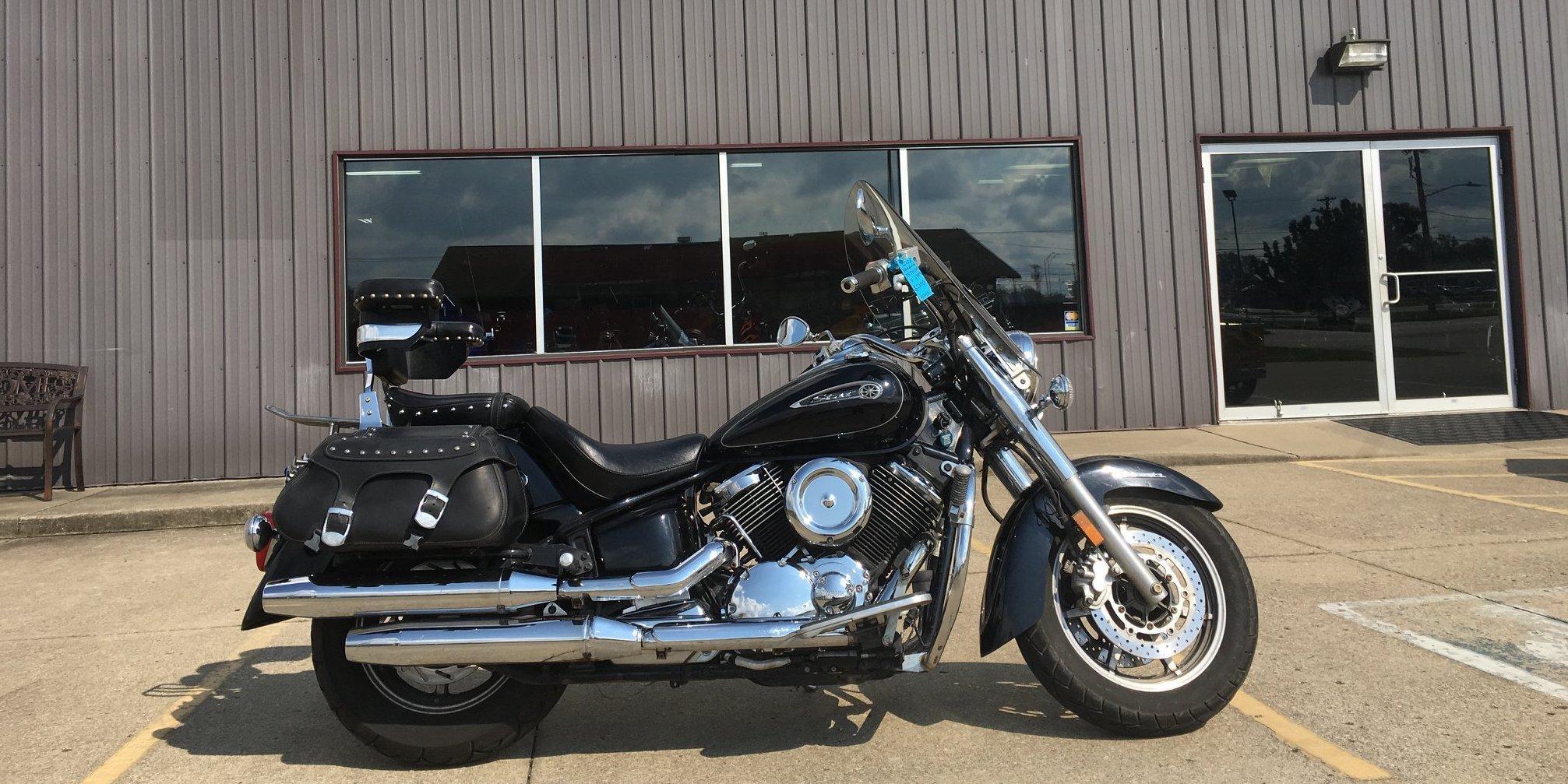 Yamaha XVS1100 V-Star Silverado 2008