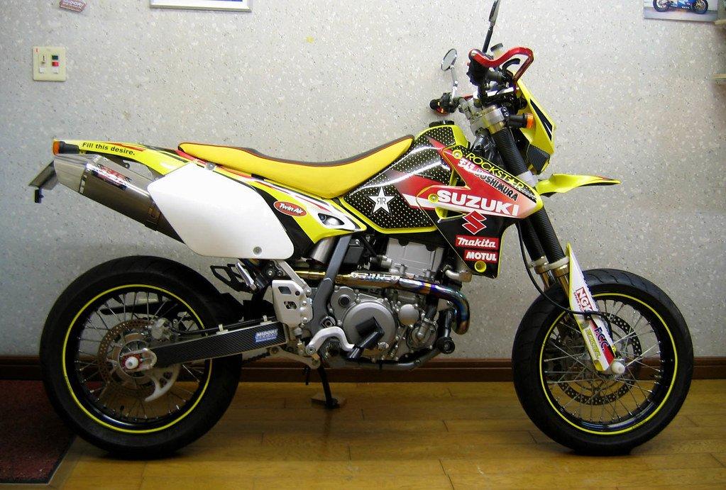 Suzuki DR-Z400SM 2009