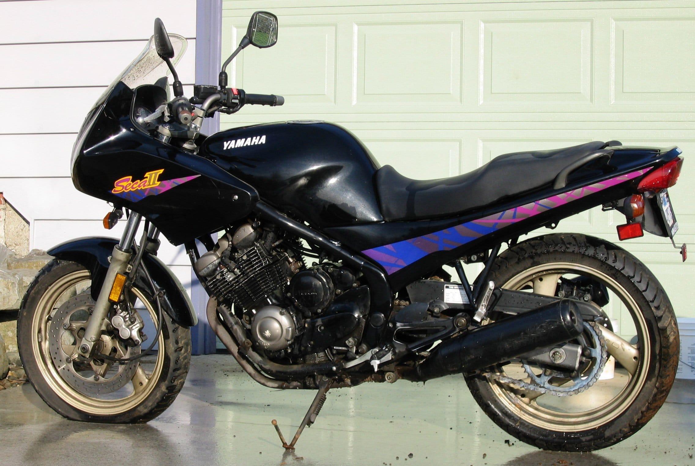 Yamaha XJ600N 1996