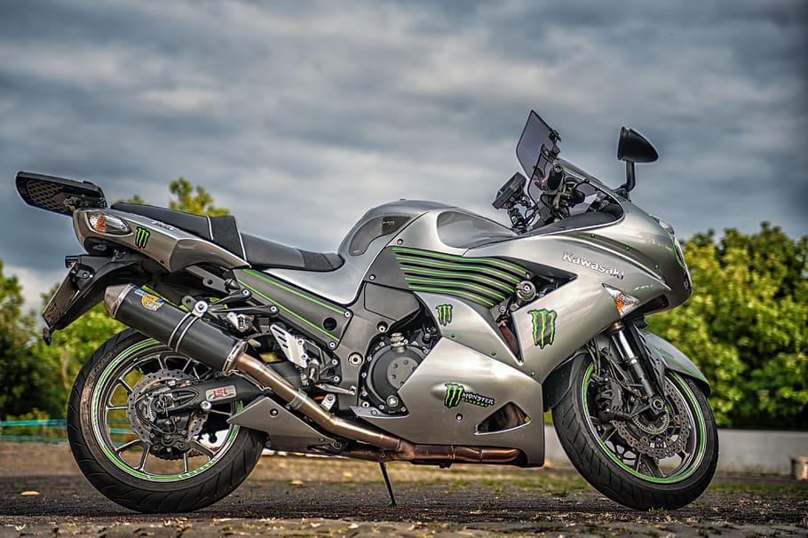 Kawasaki ZX 1000 H2R Ninja 2015