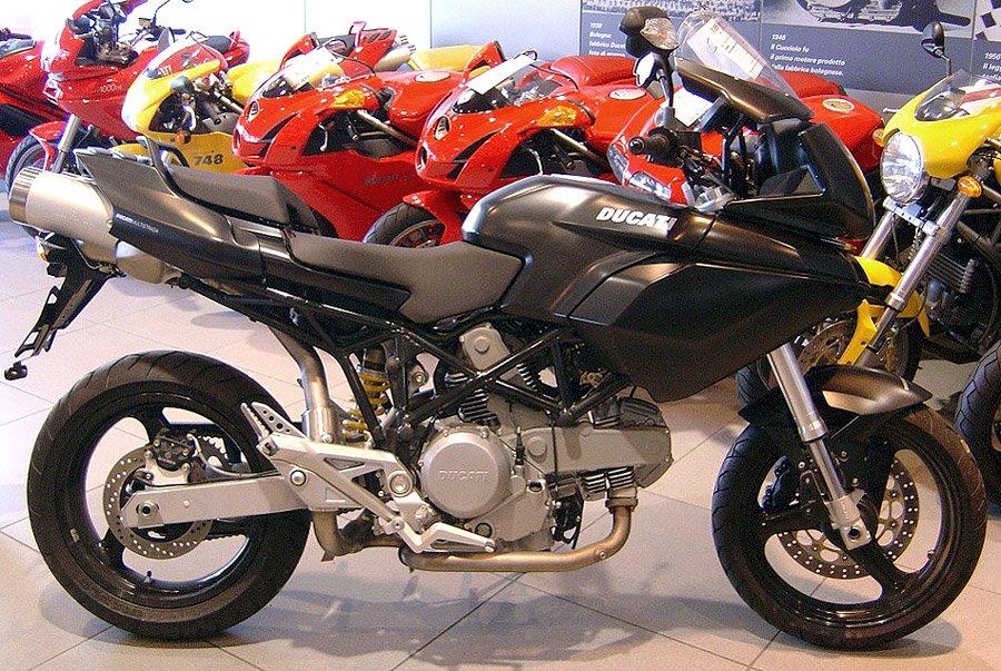 Ducati 1000SS DS 2005
