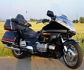 Honda GLX 1500 Gold Wing 1998