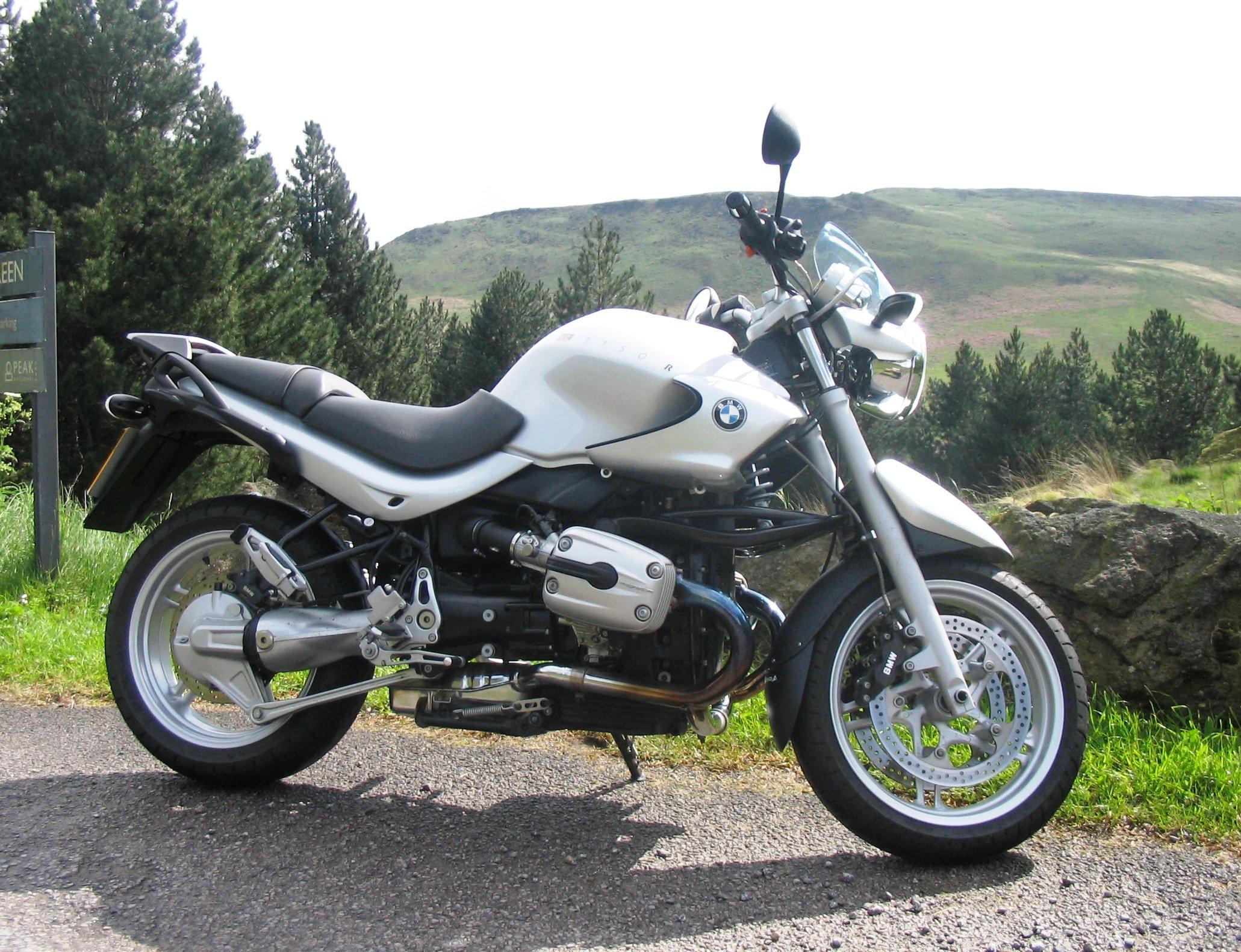 BMW R1100R 2000