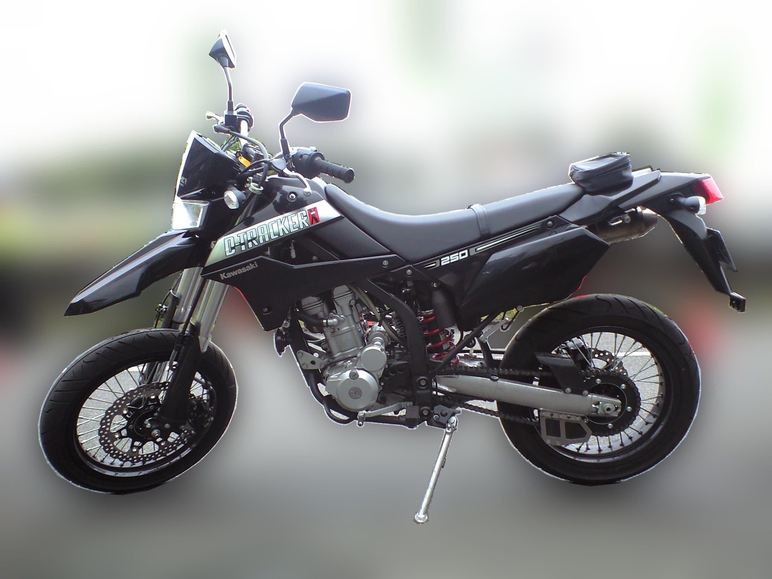 Kawasaki KLX250  2009