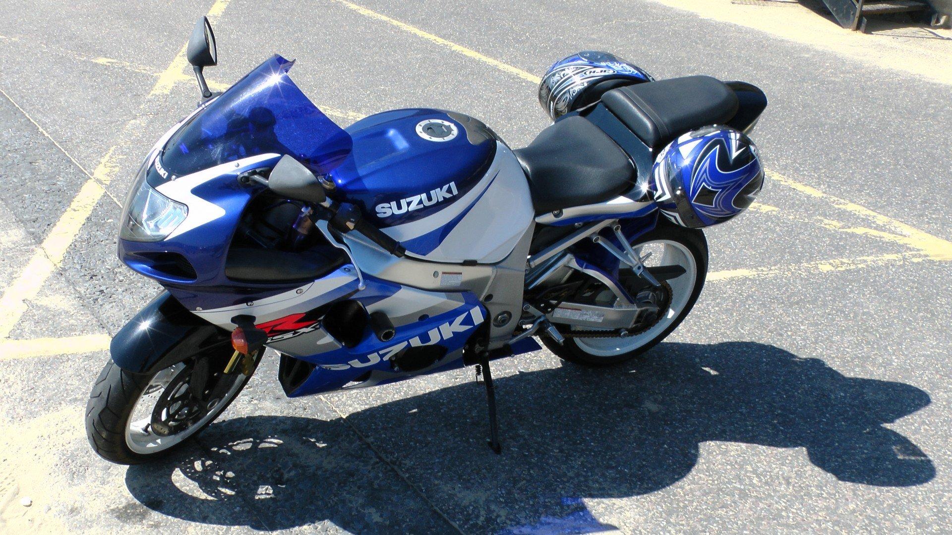Suzuki GSX-R750  2010