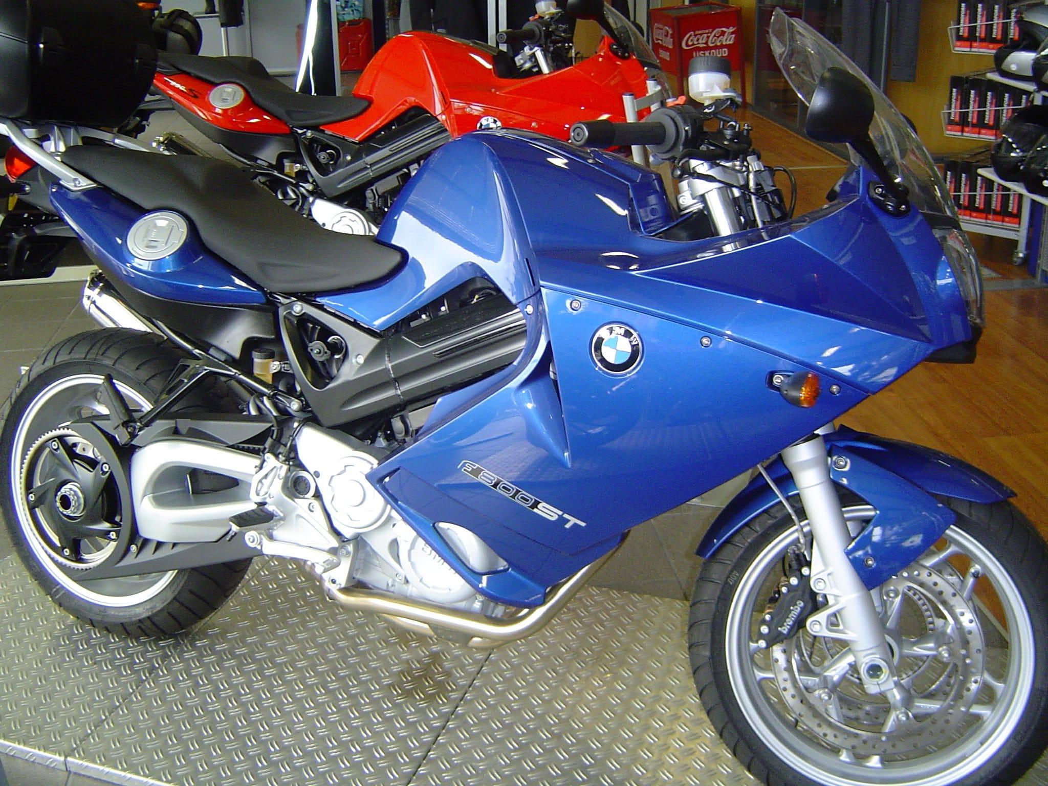 BMW F800ST 2007