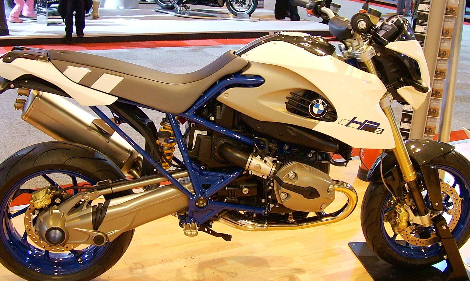 BMW HP2 Megamoto  2007
