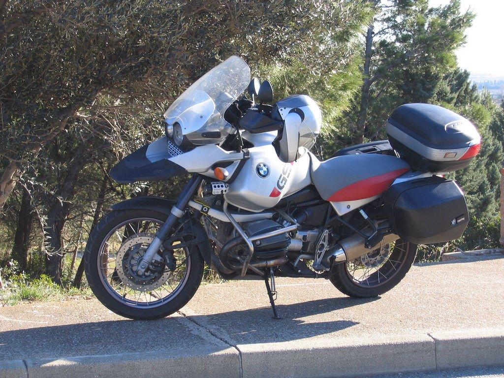 BMW R1150GS Adventure  2005