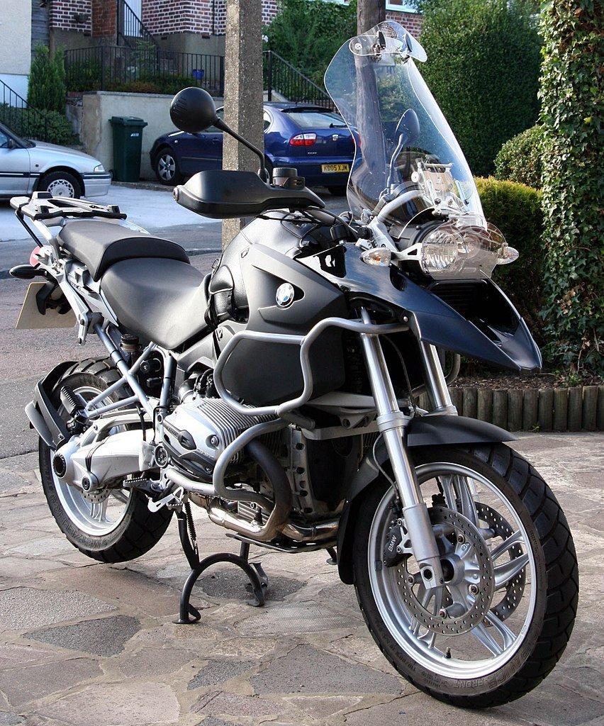 BMW R1200GS 2010