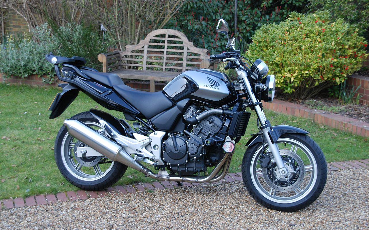 Honda CBF600N 2007