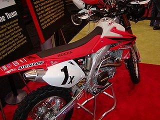Honda CRF450X 2006