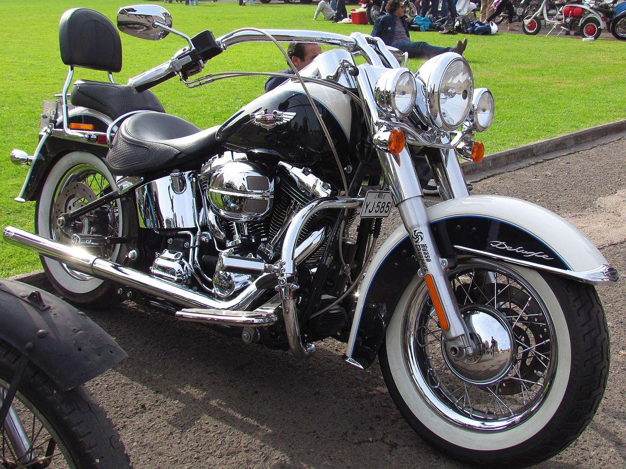 Harley-Davidson FLSTN Softail Deluxe  2013