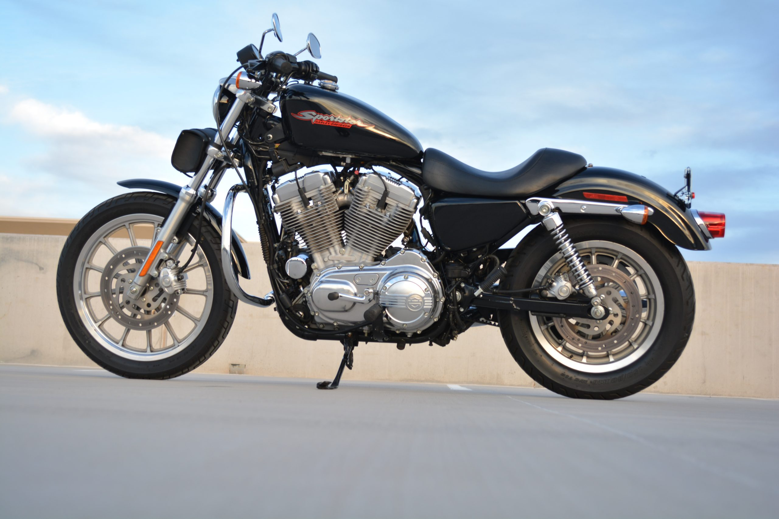 Harley-Davidson XL 1200C Sportster Custom  2007