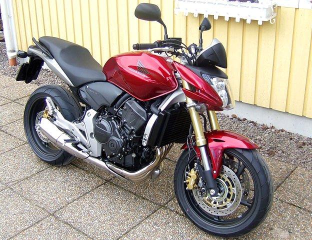 Honda CB600S Hornet 1998