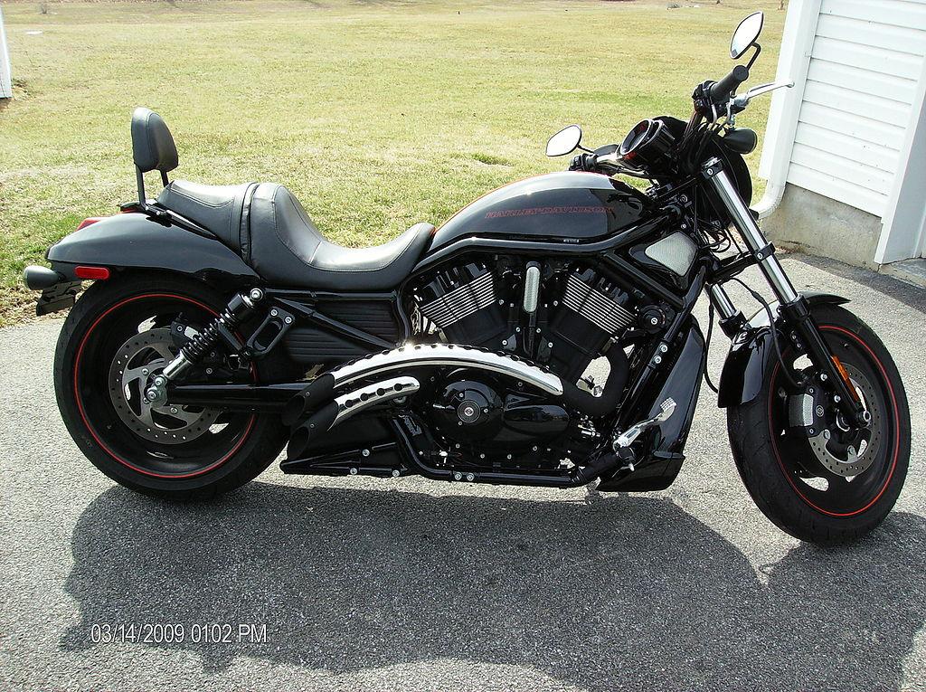 Harley-Davidson VRSCA V-Rod  2008