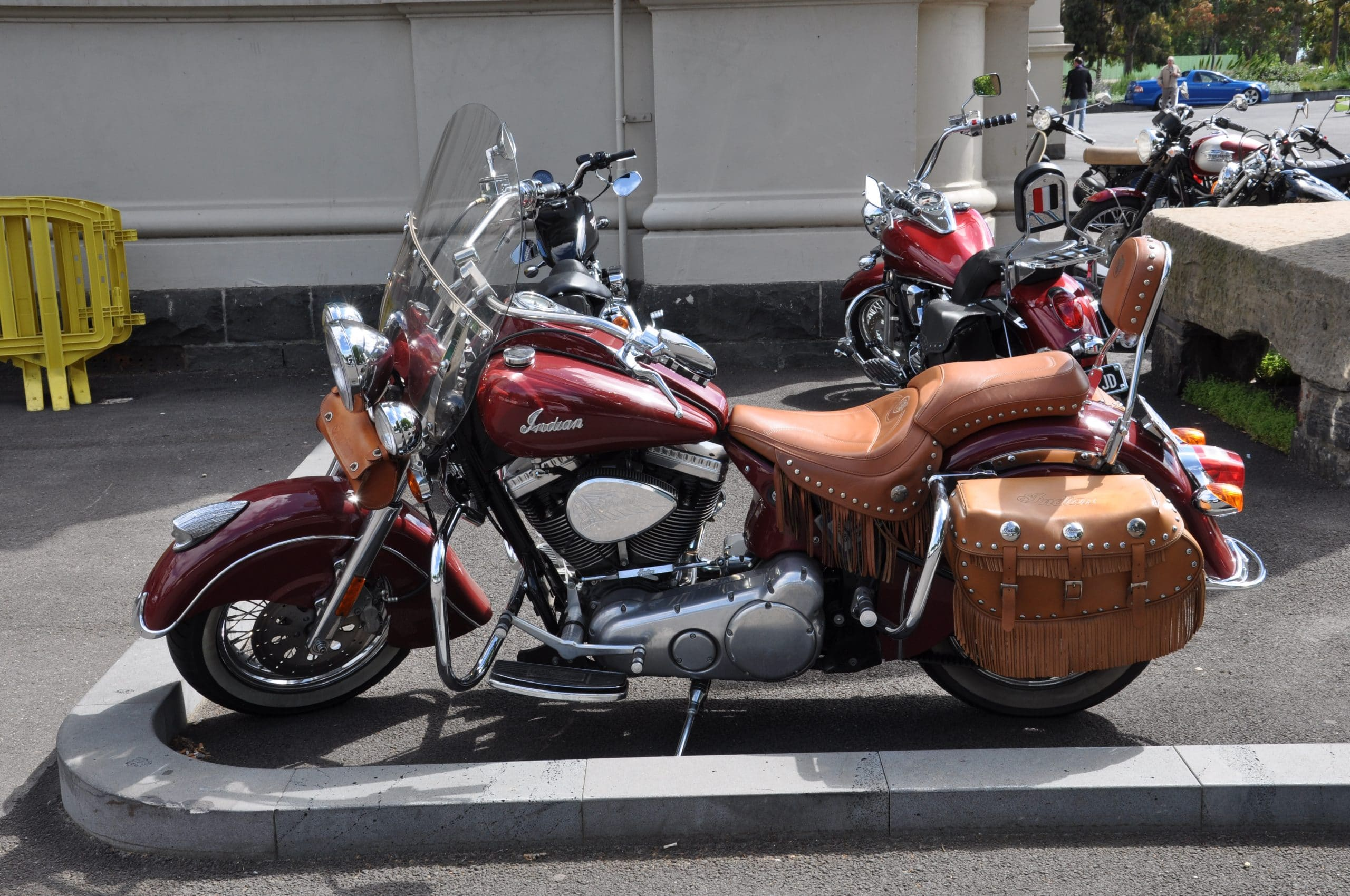 Indian Chief Classic 2013