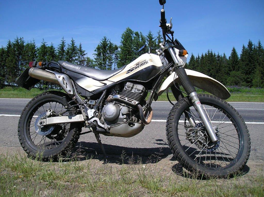 Kawasaki KL250  2005