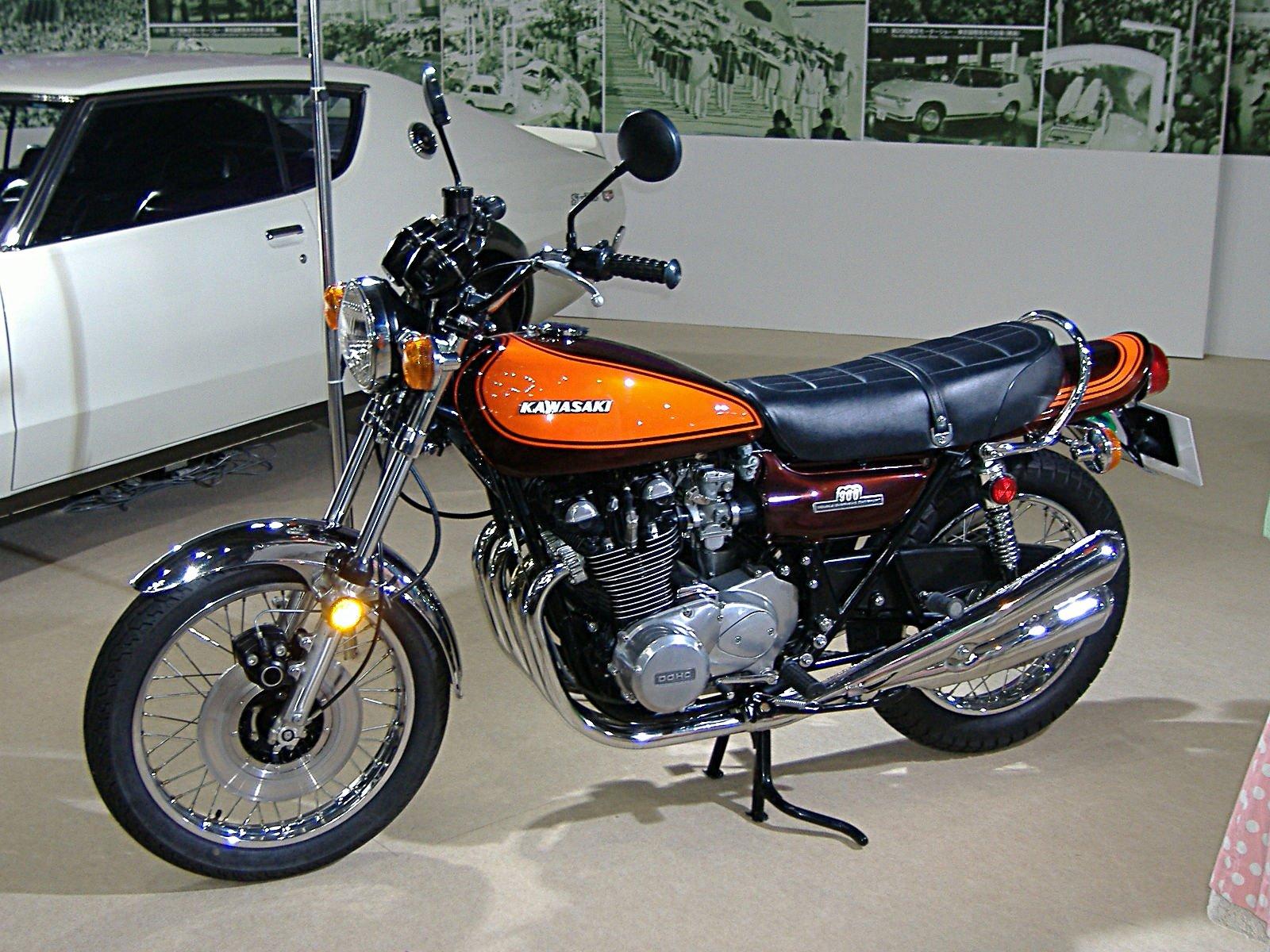 Kawasaki Z1 1980