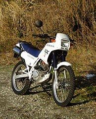Honda NX125 Transcity 1993
