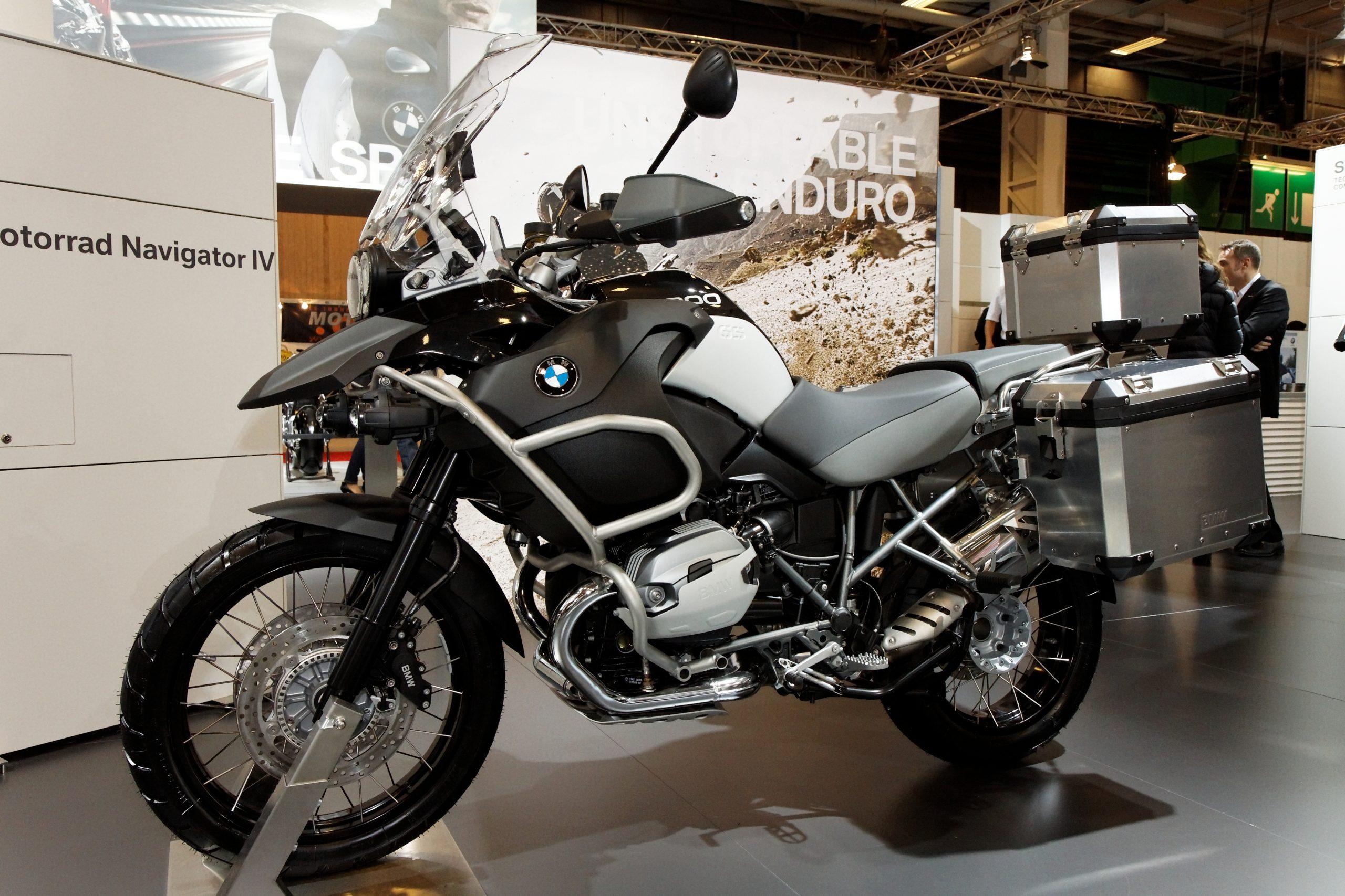 BMW R1200GS Adventure 2011