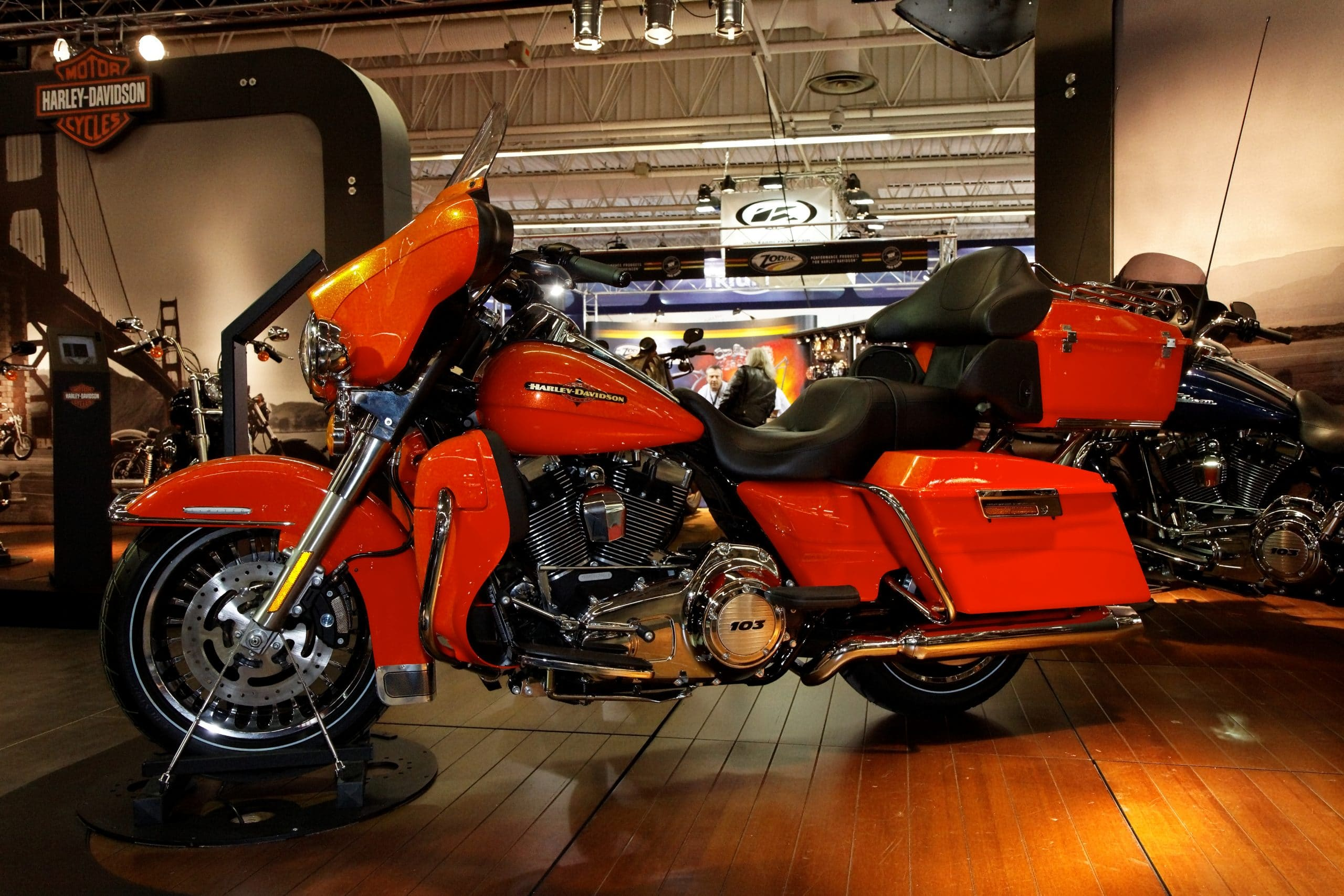 Harley-Davidson FLHTK Electra Glide Ultra Limited 2011