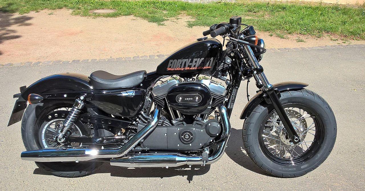 Harley-Davidson XL 1200X Forty Eight  2015