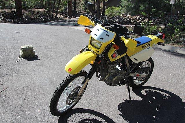Suzuki DR650  2002