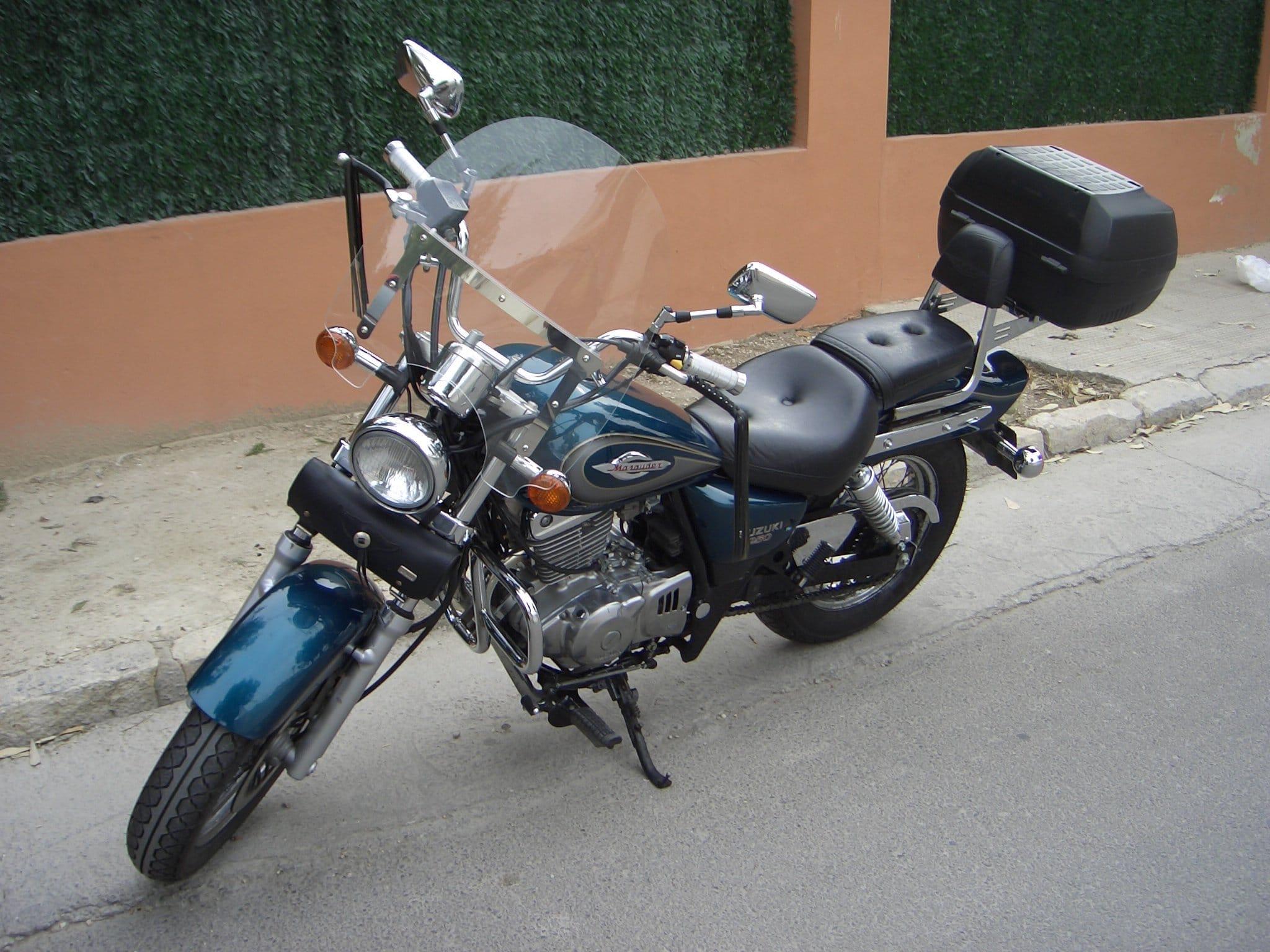 Suzuki GZ250 Marauder  2001