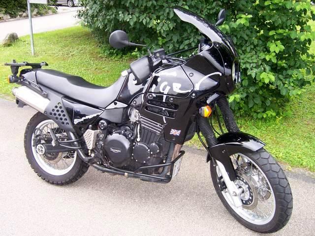 Triumph Tiger 900 2000