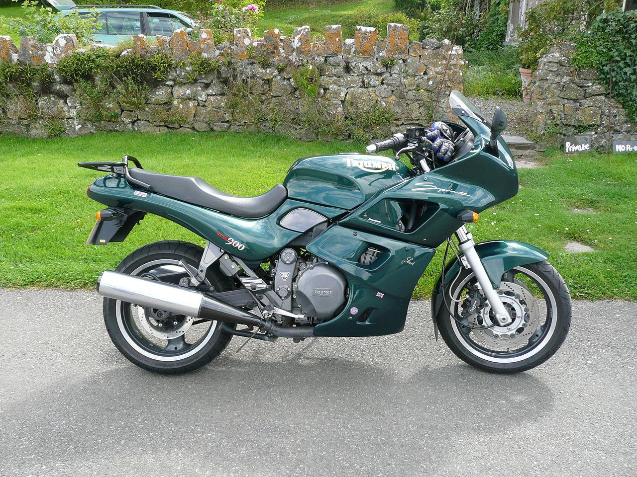 Triumph Trophy 900 1998